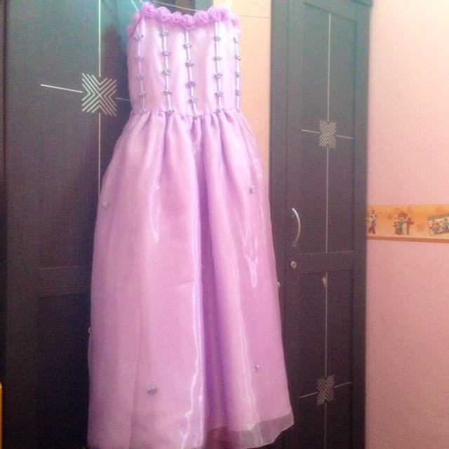 Dress Pesta Anak Kecil