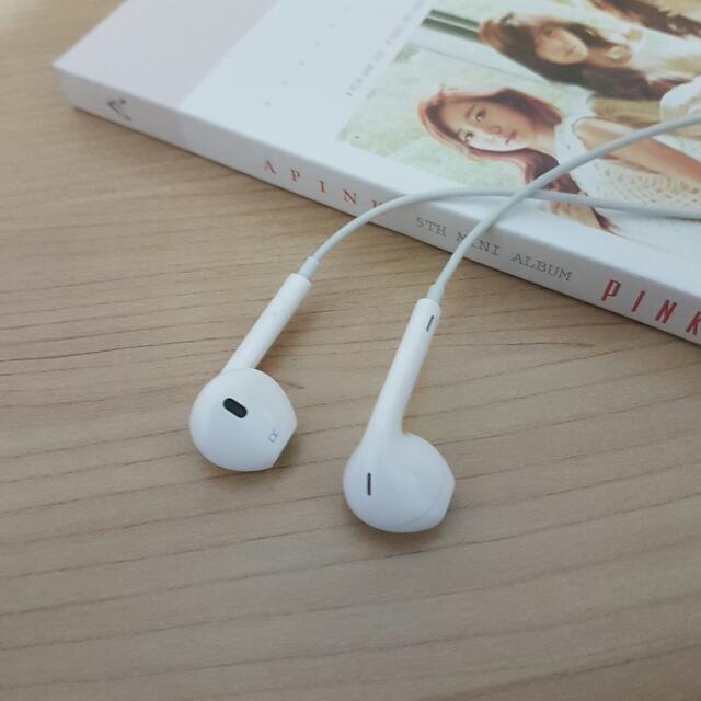 Earphone Apple Original