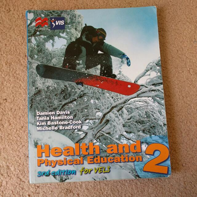Health And Physical Education VELS 2