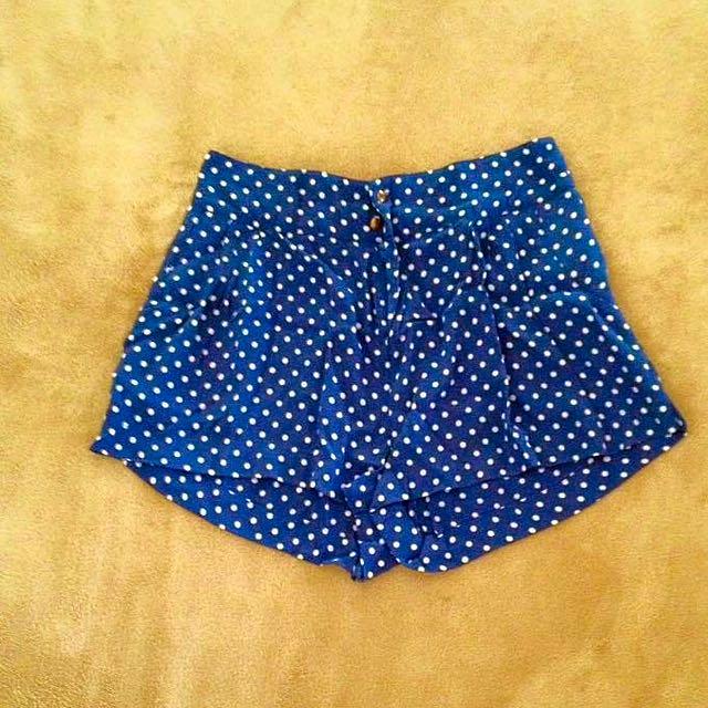 H&M Polka Shorts