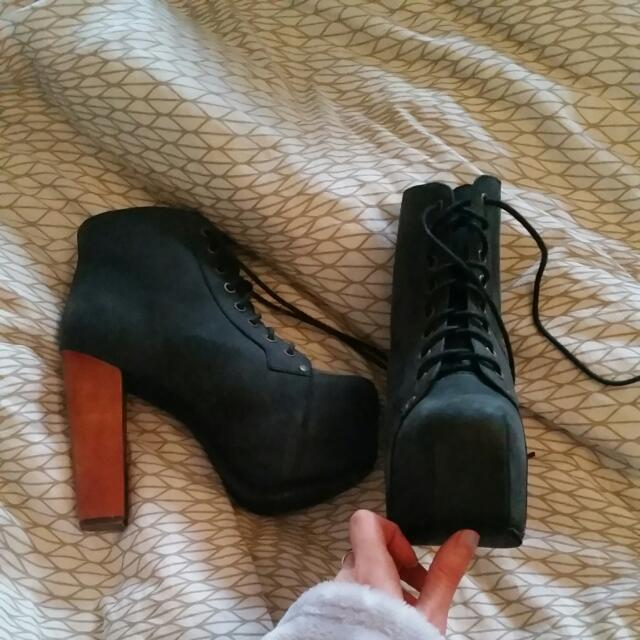 Jeffrey Campbell Size 7m Never Worn