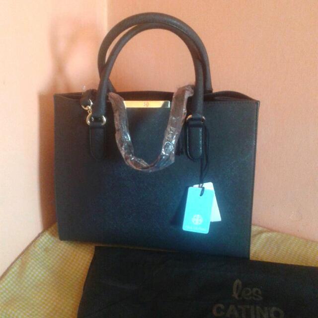 Les Catino Tote Bag