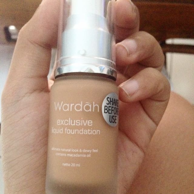 WARDAH Liquid Fondation