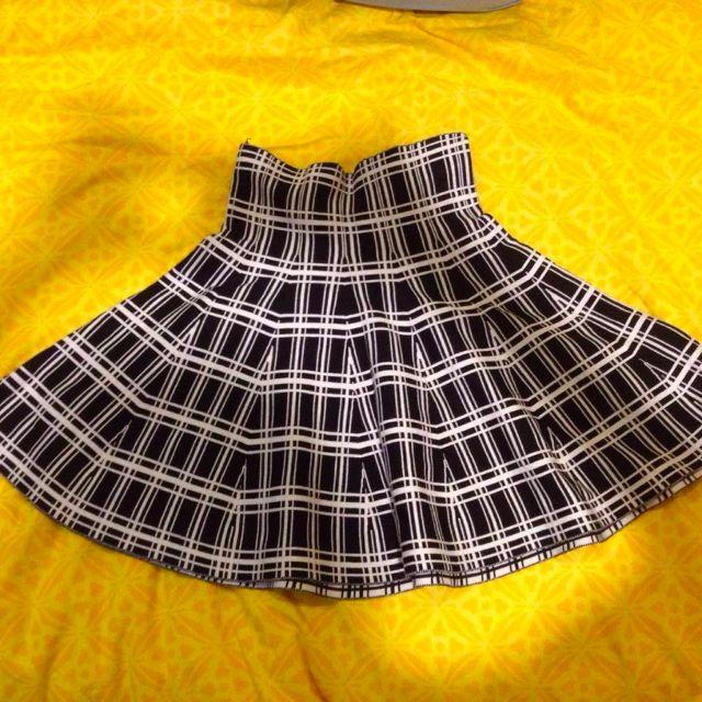 *NEW* Checkered Old-School style Skirt / Rok kotak-kotak