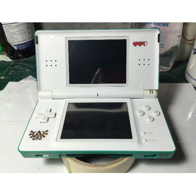 Nintendo DS Lite Legend of Zelda Custom NDSL **SOLD**, Toys