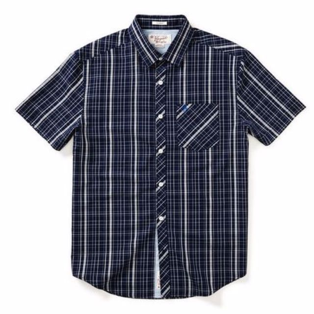 Penguin Mod Plaid Short Sleeve Shirt