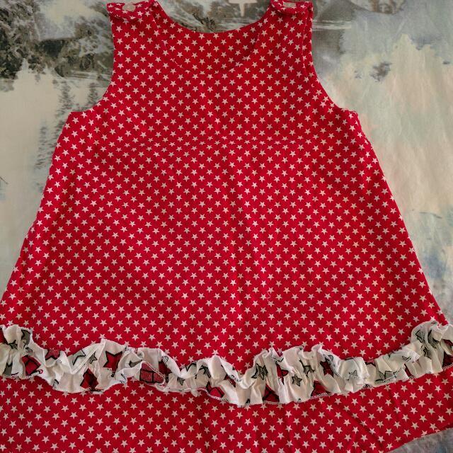 Size 2 Christmas Dress