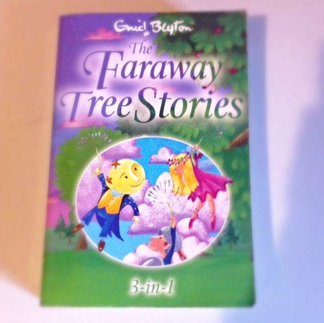 The Faraway Tree Stories (3 In 1; The Enchanted Wood, The Magic Faraway Tree, The Folk Of The Faraway Tree) - Enid Blyton