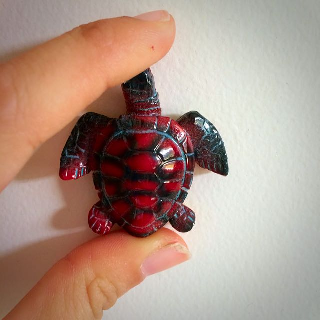 Tiny Turtle Ornament