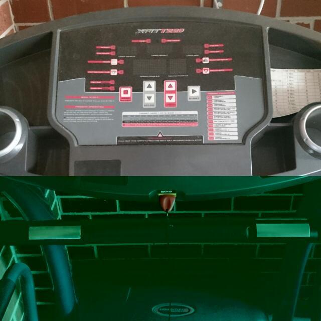 treadmill tx220
