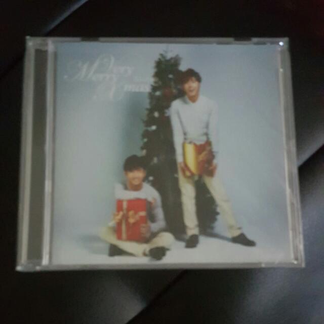 TVXQ Tohoshinki Very Merry Xmas BIGEAST Single