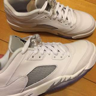 Jordan 5 Retro Low 求售🙏🏻🙏🏻🙏🏻