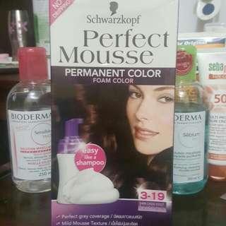 [NEW] Schwarzkopf Permanent Color
