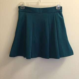 Green Skirt | $5
