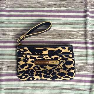 Juicy Couture Wristlet (Leopard Print)