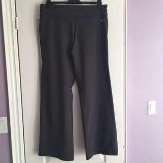 Nike Dri Fit Grey Work Out Pants