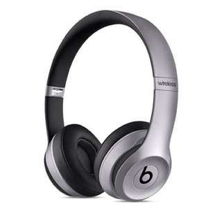 Beats Solo 2 無線耳罩式耳機 - 太空灰色