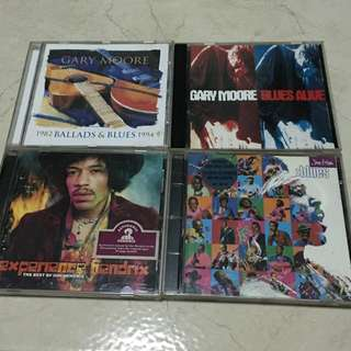 Music CDs Collection #1