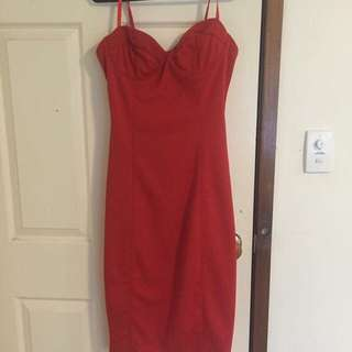 Size 10 Fitted Dress