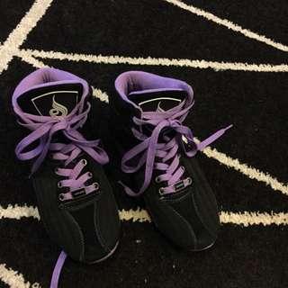 ryderwear gym shoes