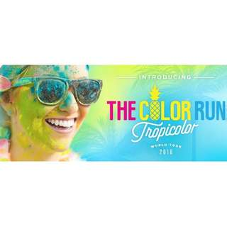 Color Run Tropicolor World Tour 2016 Ticket