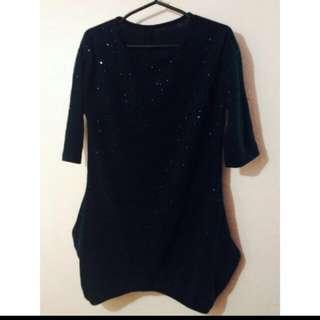 PRELOVED Glittery Dress #jollibee