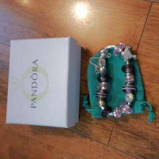 Replica Pandora Bracelet With Charms