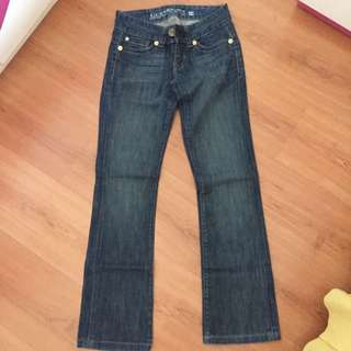 Celana Guess Jeans Flare