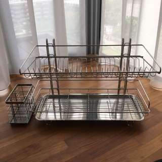 Drying rack for kitchen [RESERVED]