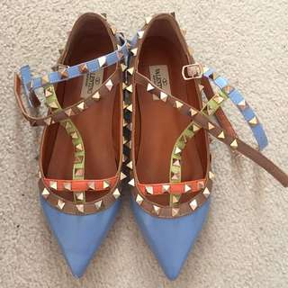 Valentino Flat Shoes Nearly new