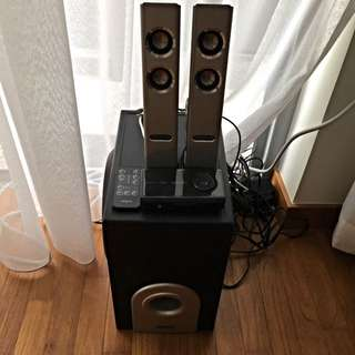 Classic Creative Desktop Speakers