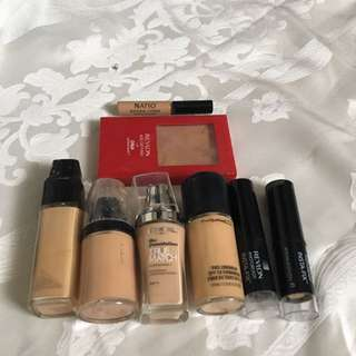Bundle Of Makeup Products