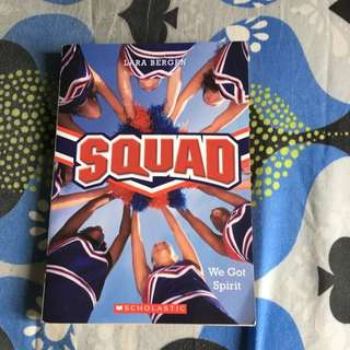 Cheerleading Story For Teens