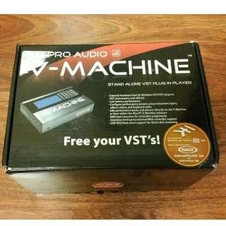 SM Pro V-Machine VST Player