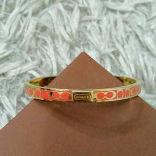 Repriced Coach BANGLE