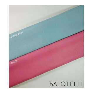 Pashmina Balotelli (Pink & Baby Blue)