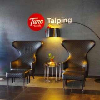 Tune Hotel Taiping 1 Night Stay