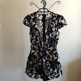 Cameo The Label playsuit