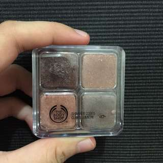 Shimmer Cubes Palette 06 (eye Shadow) By The Body Shop
