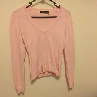 Marcs Sweater Baby Pink