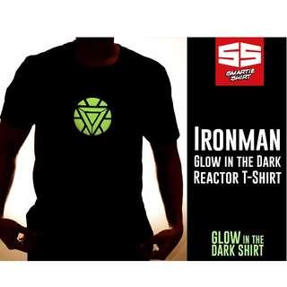 Ironman Glow in the Dark Reactor T-Shirt (IMG01)