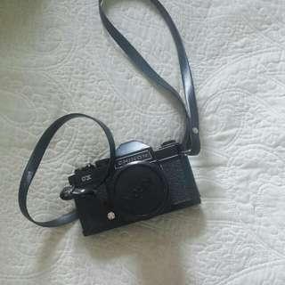 Working Film Camera