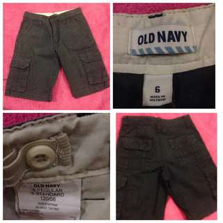 Old Navy Short For Kids