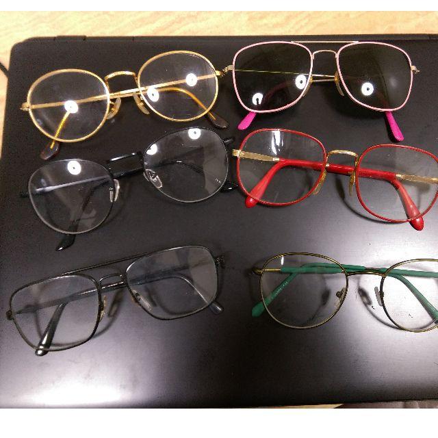古著眼鏡 墨鏡
