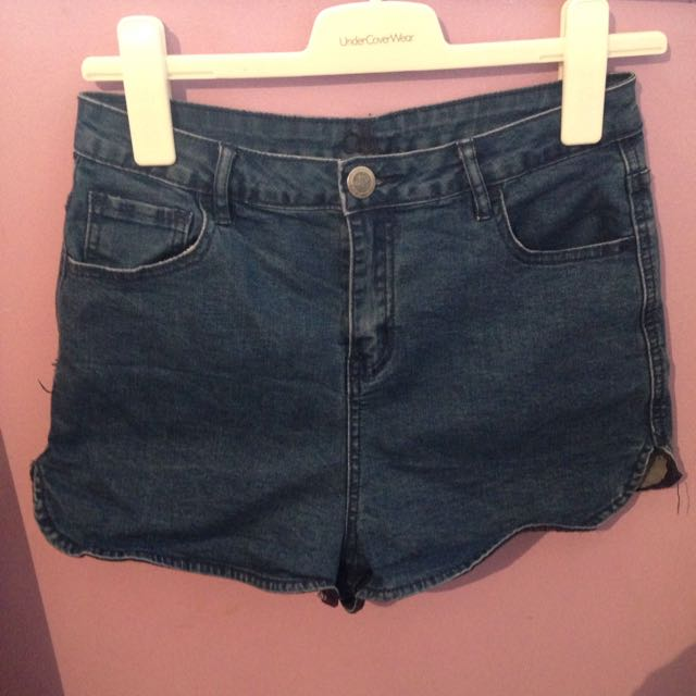 Ally High Waisted Shorts