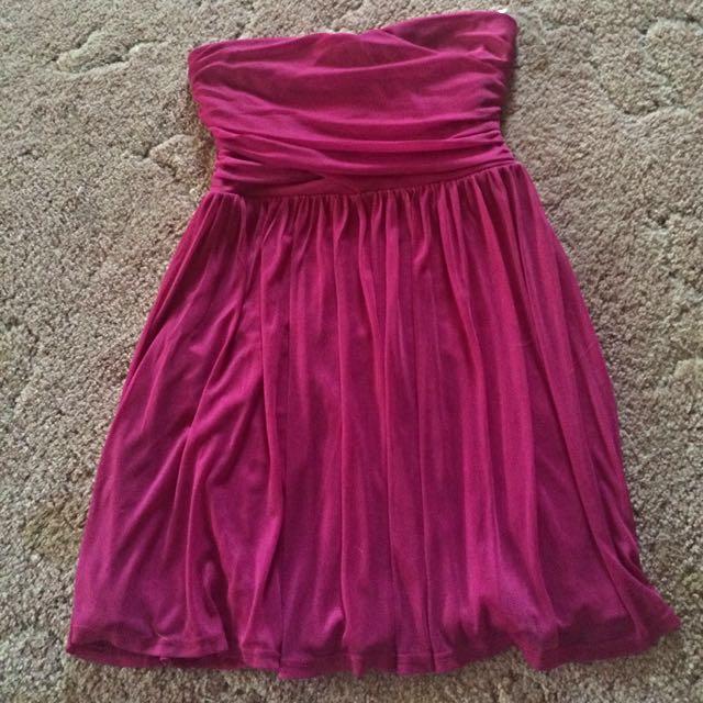 Ardene's dress