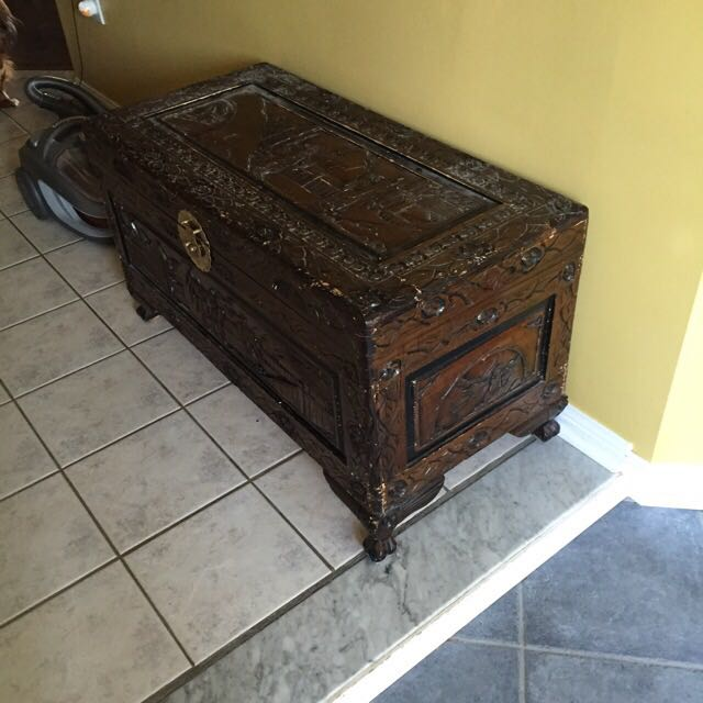 Asian Style Chest
