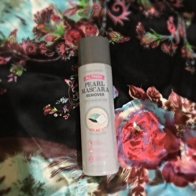 Authentic Etude House Mascara Remover