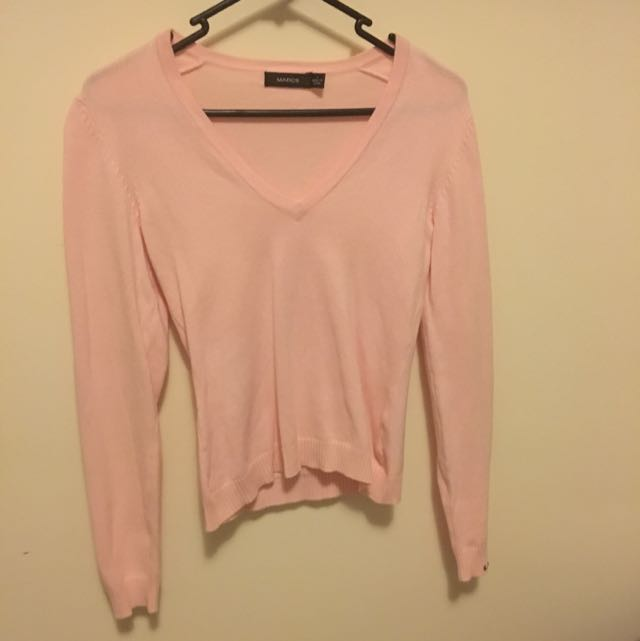 Marcs Sweater Baby Pink