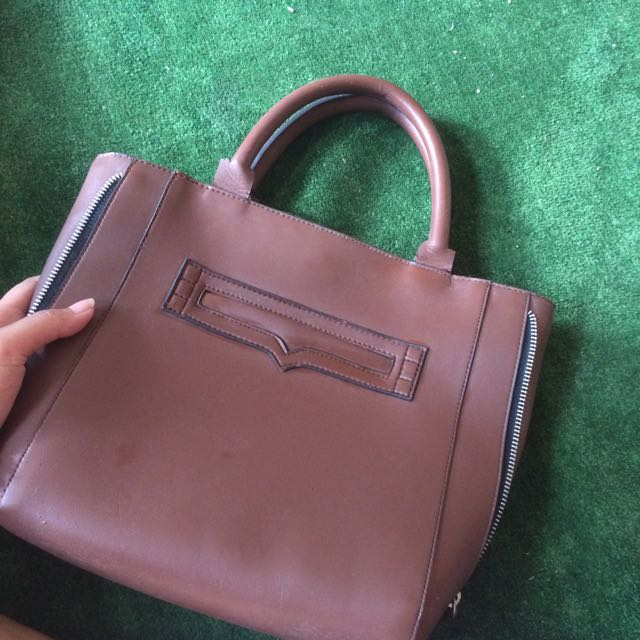 Bag Brown Glintz